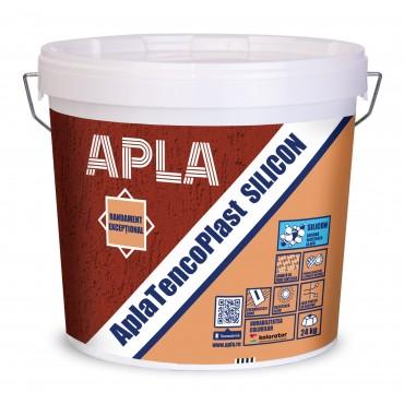 AplaTencoPlast Silicon - Tencuială decorativă structurată (24 kg)