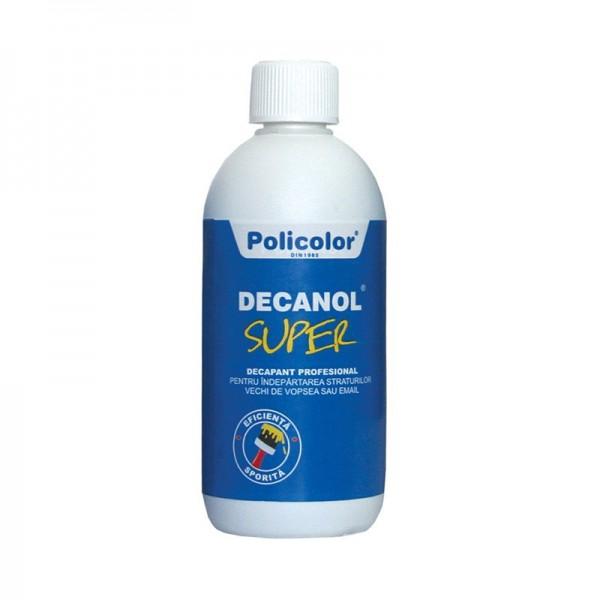 Decanol Super - Decapant pentru curățarea vopselelor învechite (400ml)