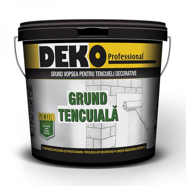 Deko G8300 - Grund pentru tencuieli decorative (4L)