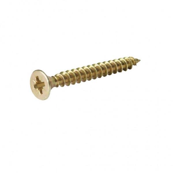 Șurub cu cap înecat pentru pal și lemn DIN 7505 (diverse dimensiuni)
