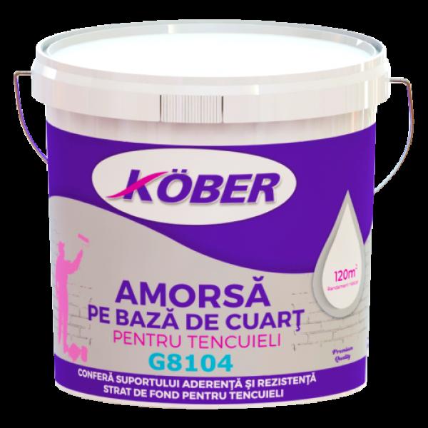 Kober - Amorsă pe bază de cuarț pentru tencuieli acrilice (25 kg)