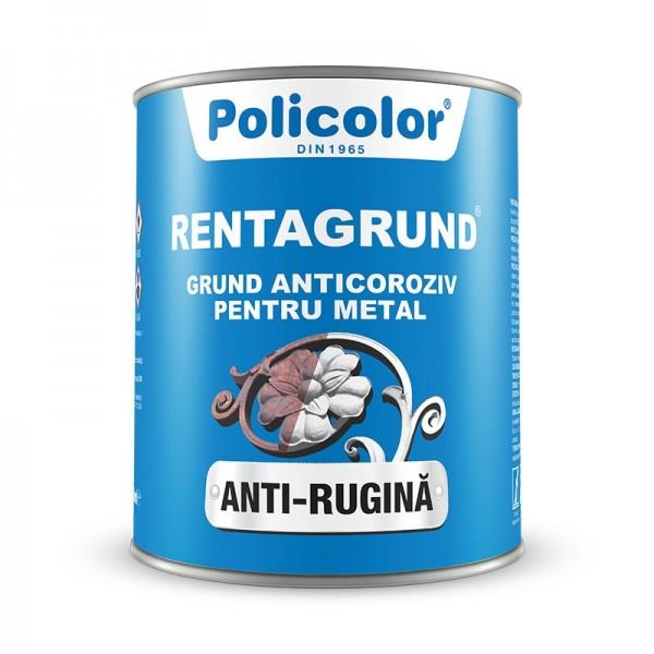Rentagrund - Grund anticoroziv pentru metal (4L)