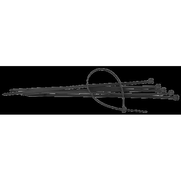 Colier din Plastic cu Protecție UV - Set 100 bucăți (250mm Lungime)