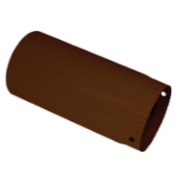 Burlan Emailat Economic Maro (120mm Diametru)