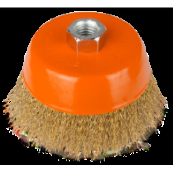 Perie Cupă pentru Polizor Unghiular (65-125mm Diametru)