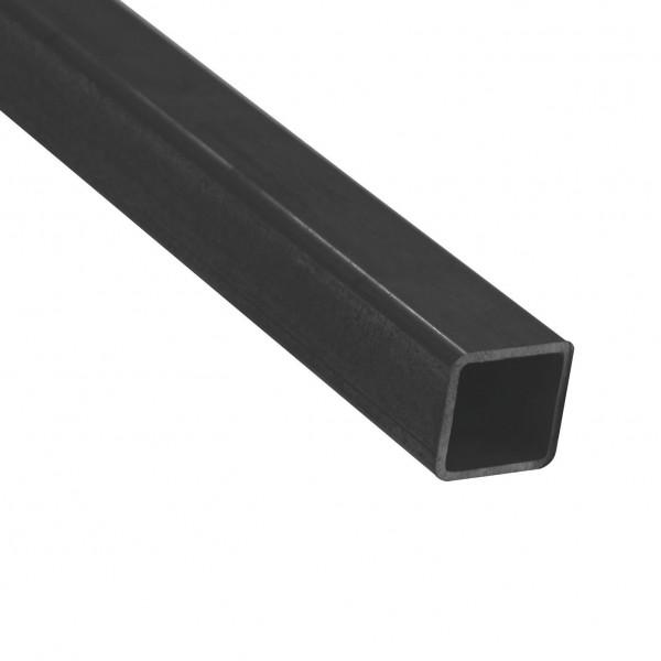 Țeavă rectangulară pătrată - 100x100x3mm (bară de 6m Lungime)