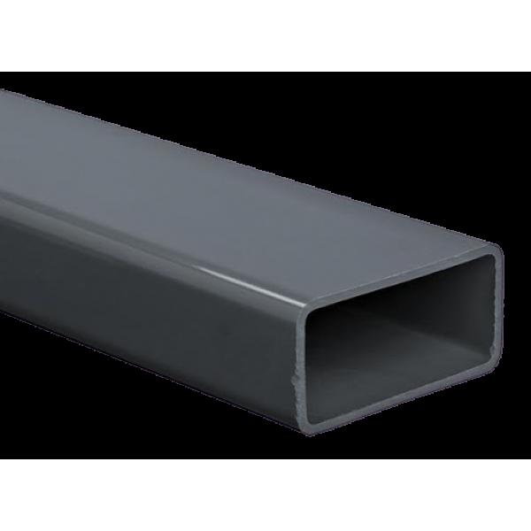 Țeavă rectangulară - 100x60x4mm (bară de 6m Lungime)