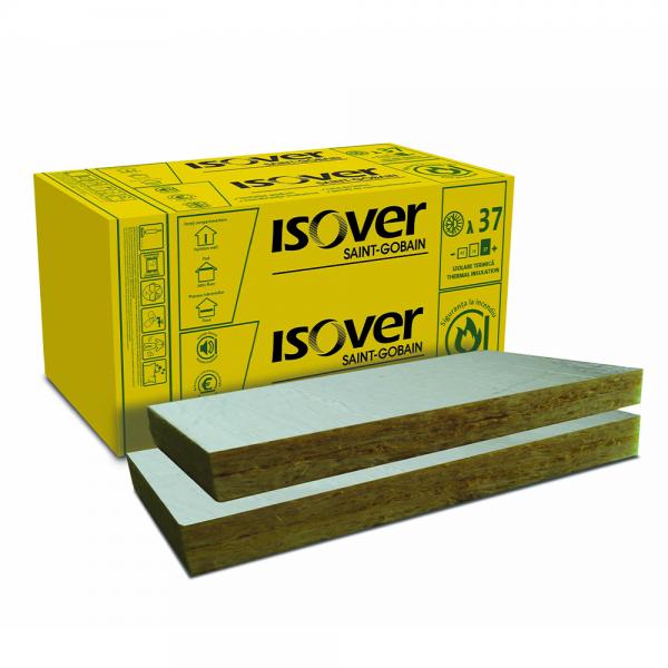 Isover PLE - Vată bazaltică 100mm Grosime (1000x600mm)