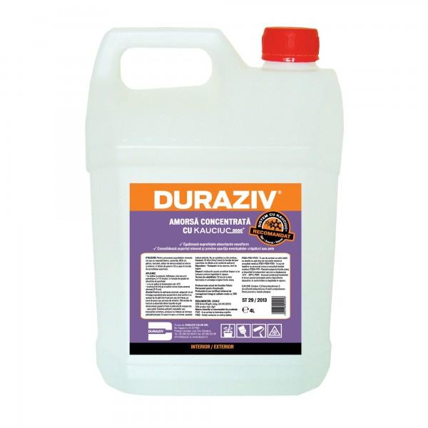 DURAZIV - Amorsă concentrată cu Kauciuc® (10L)