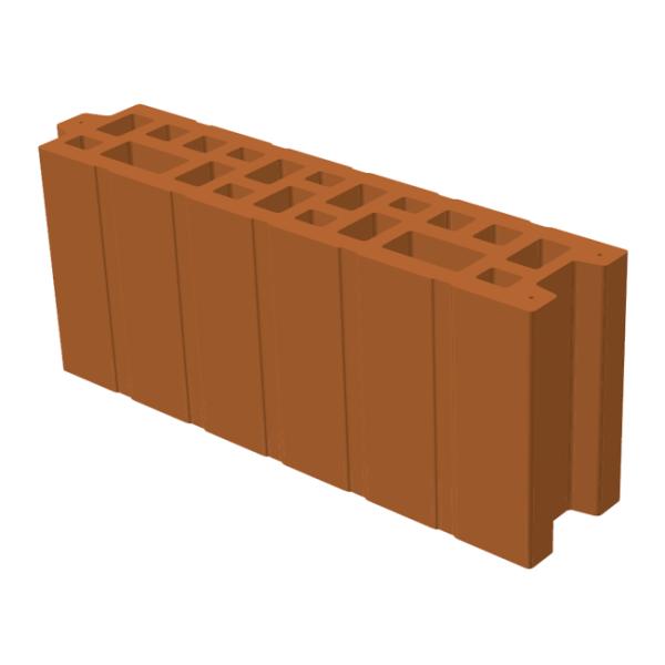 Macofil - Cărămidă Macoterm pentru zidărie, din argilă arsă (500x120x238mm)
