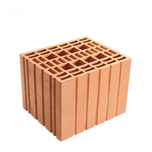 Porotherm - Cărămidă 25/30 Light Plus pentru pereți structurali (250x300x238mm)