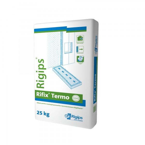 Rigips® Rifix Termo - Adeziv pentru lipirea plăcilor Rigitherm (25kg)