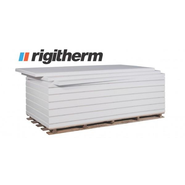 Rigitherm® - Plăci compuse pentru termoizolare din gips-carton cu polistiren expandat (2600x1200x29.5mm)