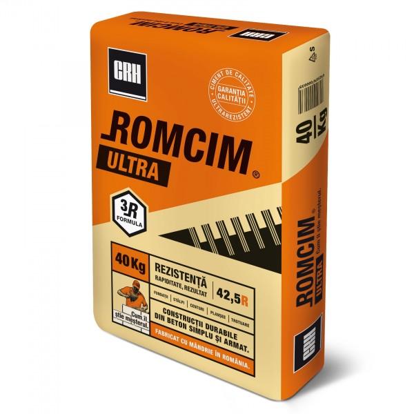 CRH - Ciment Romcim ULTRA (40kg)