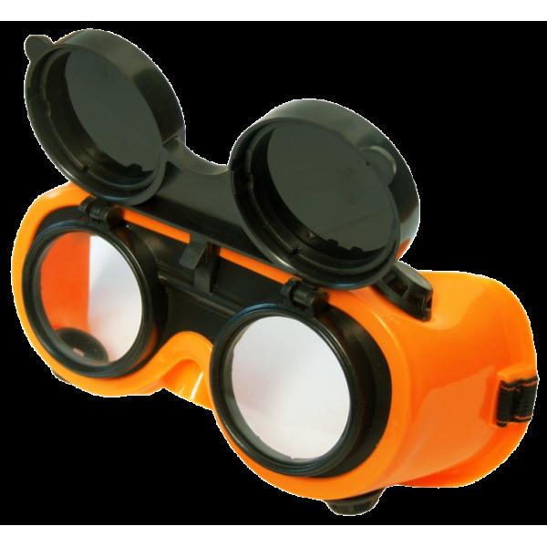 Ochelari de Sudură cu Flacără (50mm Diametru)