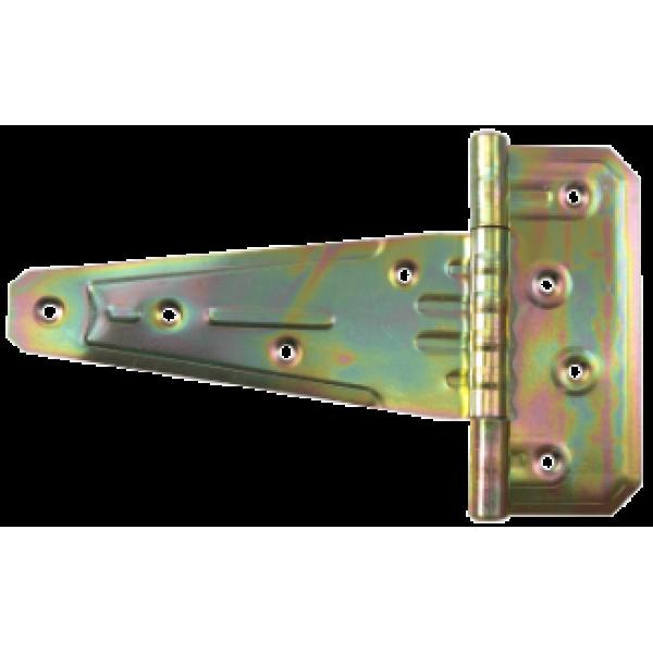 Balama pentru poartă ETS - 125x80mm (2 bucăți)