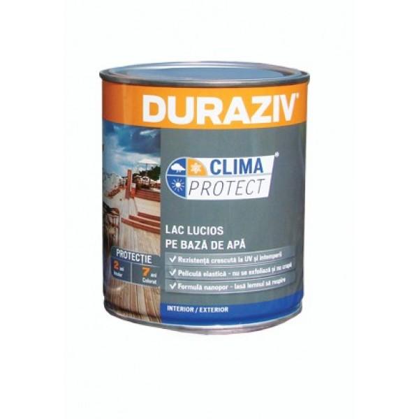 DURAZIV Clima Protect® - Lac lucios pe bază de apă (0.65L)