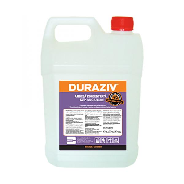 DURAZIV - Amorsă concentrată cu Kauciuc® (1L)