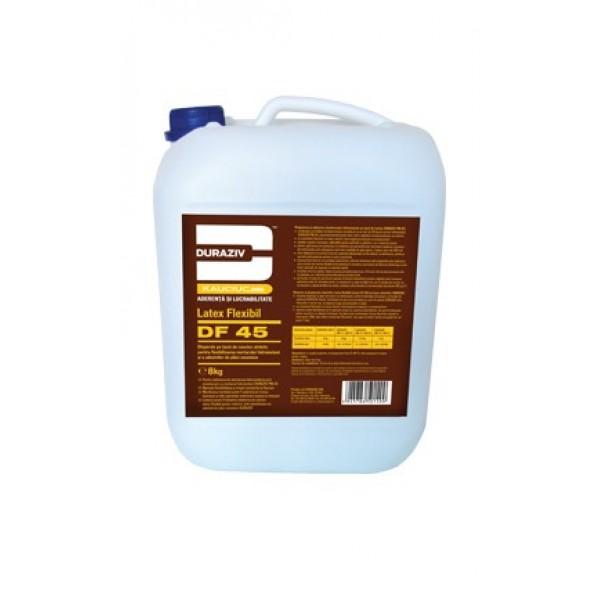 DURAZIV DF 45 - Latex flexibil, aditivat cu Kauciuc® (8kg)